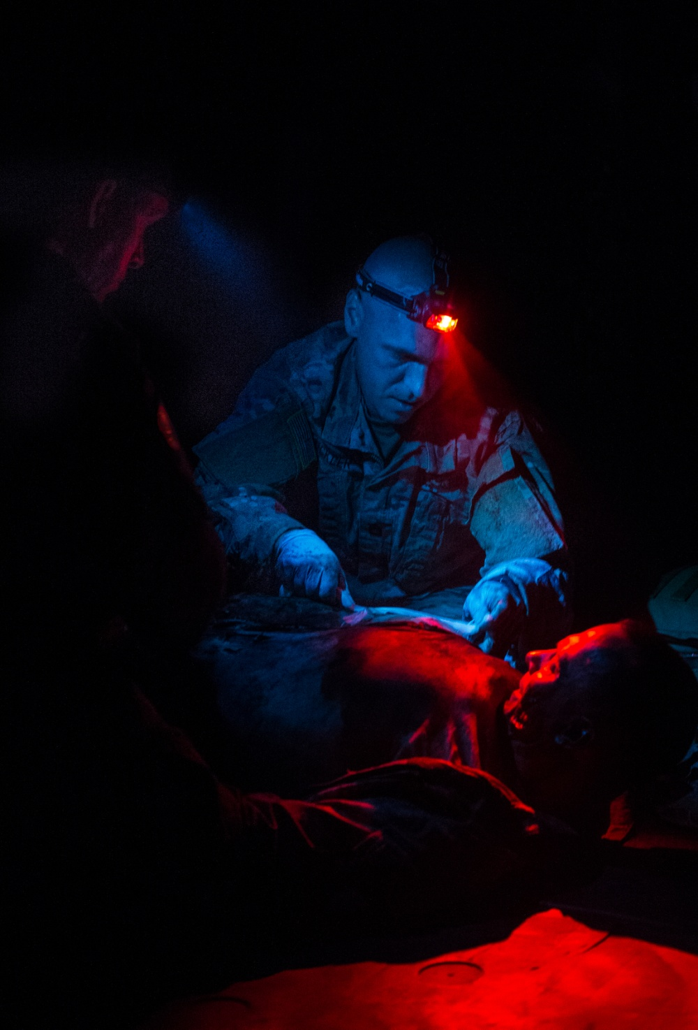 The Operational Annex at the Charles A. Andersen Simulation Center helps prepare soldiers to be medically ready for combat deployments.